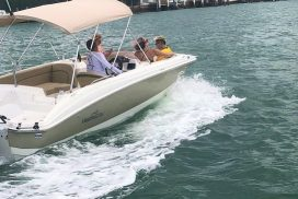 Rent a Boat to Drive Now | Miami Boat Rentals