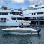 Boating Biscayne Bay in Miami   Miami Rent Boat