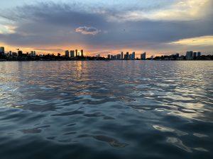 Boating Biscayne Bay   Miami Rent Boat