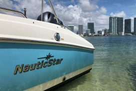 Boating Miami on Biscayne Bay