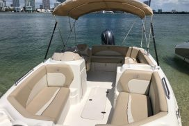 Rent Boat Biscayne Bay Miami